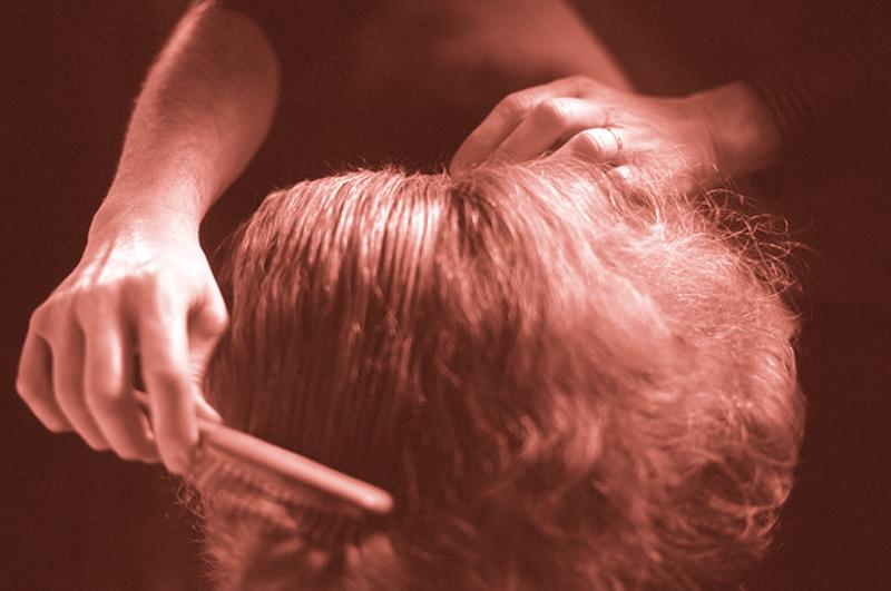 Mein Haar, mein echtes Ich – von Martin Burri
